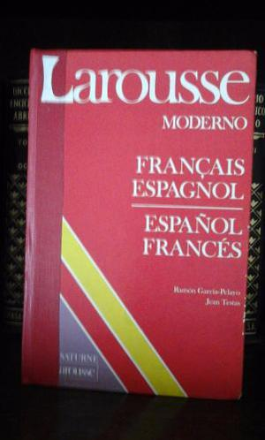 Diccionario Larousse Francés Español / Español Francés