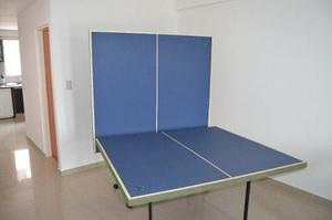 Mesa De Ping Pong Tissus Profesional
