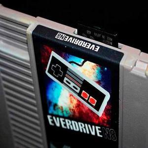 Nintendo Nes Everdrive Sd Multicart