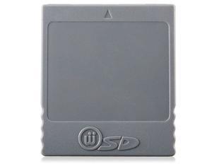 Adaptador Wiisd Memoria Juga Gamecube En Wii Slot Sd Nuevo