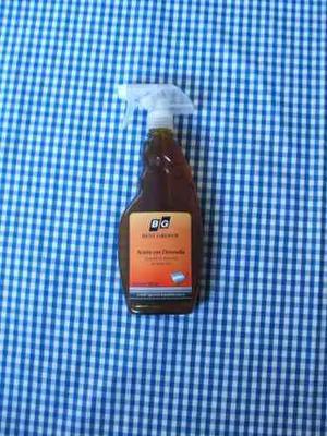 Repelente De Insectos Para Equinos - Citronella -