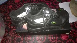 zapatos de seguridad FUJIWARA N°37 nuevos