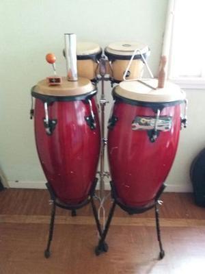 Set De Percusión Completo