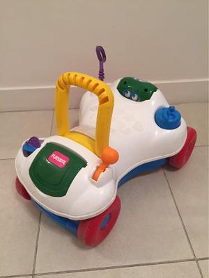 Andador Caminador 2 En 1 Playskool Muy Buen Estado.