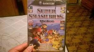 Super Smash Bros Melee Original Usado Gamcube