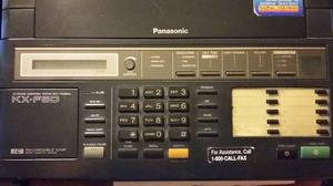 Telefono Fax Panasonic Kx F60