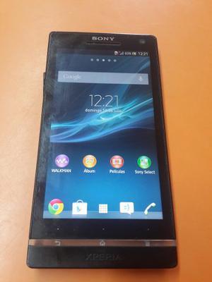 Vendo O Permuto Sony Xperia S 32 Gb Movistar