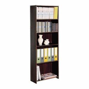 Biblioteca Librero Platinum Mod. 9013 Repisa De 5 Estantes