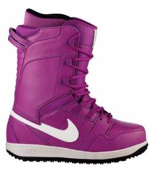 Botas Snowboard Nike Vapen Talle 6 Us O 36.5 Eu Mujer Nuevas