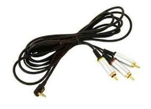 Cable Audio Y Video - Psp A 3 Rca Psp2000 Psp3000