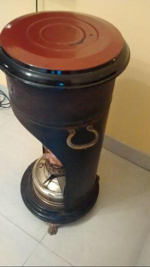 Estufa salamandra a combustible MATADOR