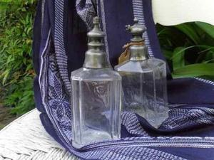 Frascos perfumeros antiguos