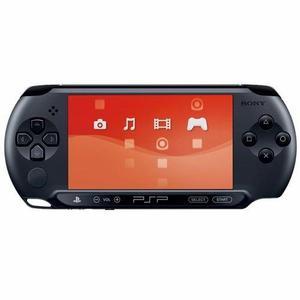 Psp Sony E1000 Con 8 Juegos Impecable!