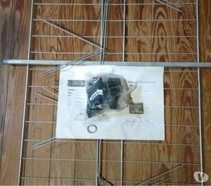 Antena Exterior Uhf Para Tda Y Tdt Se Usó Una Sola Vez
