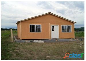 Casa prefabricada de machimbre posot class - Tu casa prefabricada ...