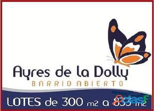 Ayres de La Dolly - Barrio Abierto