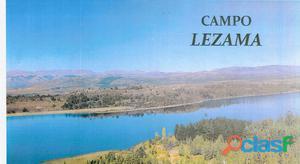 CAMPO LAGO LEZANA 832ha