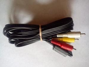 Cable Av Original Nintendo 64