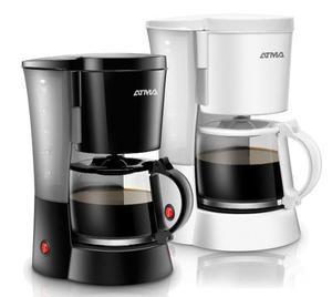 Cafetera Atma Ca 8142/32 E 1.25 Lts Blanca Negra Lhconfort