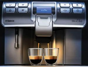 Cafetera Espreso Automát Philips Saeco Aulika Top Ri