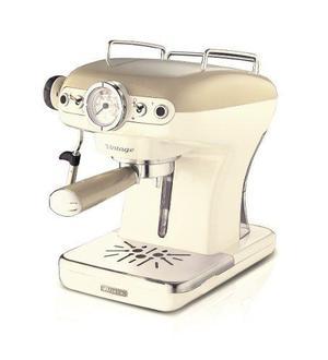 Cafetera Express Ariete Vintage Beige Espresso 900w