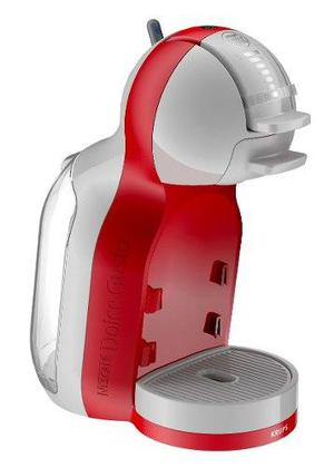 Cafetera Moulinex Nescafe Dolce Gusto Mini Me Roja Automatic