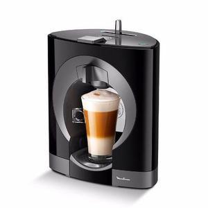 Cafetera Moulinex Nescafe Dolce Gusto Oblo Negro Pv1108