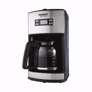 Cafetera Peabody Ce4206 1,8lts Timer Pantalla Digital Acero