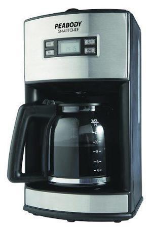 Cafetera Por Goteo 1,8 Lts Peabody - Pe-ce4206
