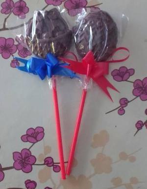 Chupetines De Chocolate Para Pascuas! Promoción Por 50