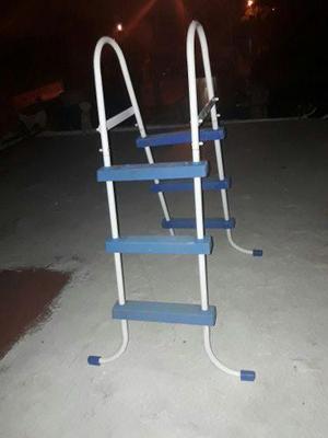 Escalera Para Pileta De Lona