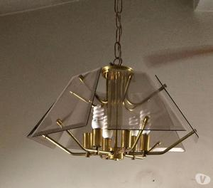 Aplique de techo cardanico 4 lamparas ar posot class - Apliques para techo ...
