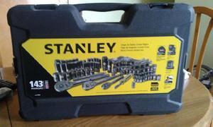 Juego Herramientas Mecánico 143 Pzs Stanley 74-084