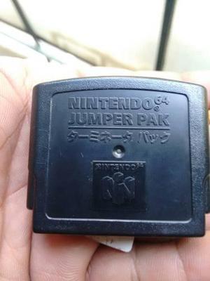 Memoria Jumper Park Nintendo 64