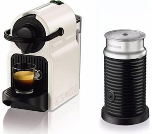 Nespresso Inissia + Aeroccino (batidor De Leche) - Poco Uso