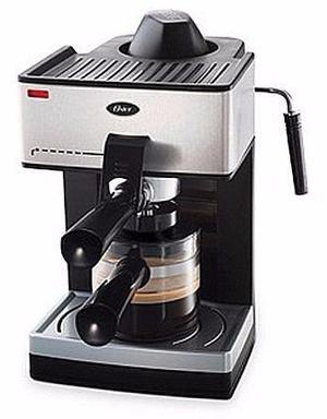 Oster 3299 Cafetera Espresso Y Capucchino P/ 4 Tazas Y Vapor