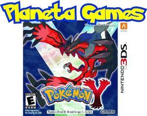 Pokemon Y Nintendo 3ds Nuevos Caja Cerrada