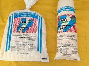 Queso Mozzarella Premium Lac Excelente Precio Y Calidad