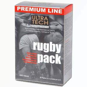 Rugby Pack, Ultratech, Efectivo Pack De Entrenamiento.