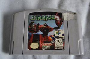 Starfox 64 - Nintendo 64