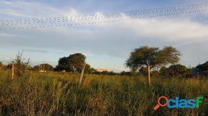 Terrenos con excelente ubicación sobre ripio en zona sur!