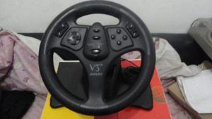 Volante Y Pedalera De Nintendo 64