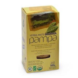 Yerba Mate Orgánica Pampa X10un. 5kg Certificada