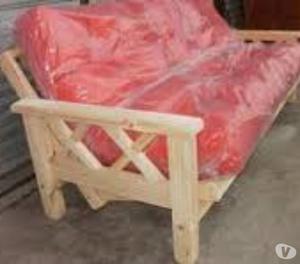 vendo futones de pino zona jose c paz