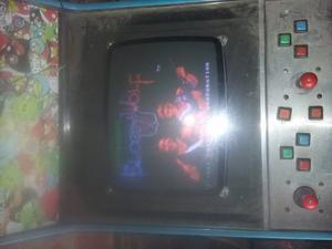 Arcade Maquina Flopy Andando Perfecto Y 2 Placas