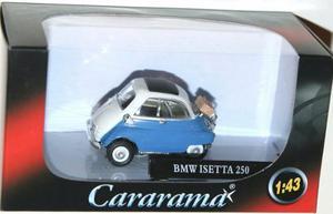 Auto Bmw Isetta 250 Coleccion Retro 1/43 Metal Serie Especia