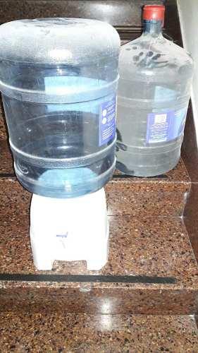 Bidón De Agua 20 Litros Y Dispenser