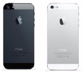 Carcasa Iphone 5 Blanca Y Negra Completa Original