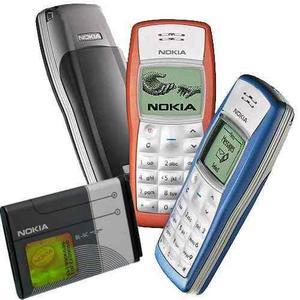 Carcasa Nokia 1100 + Bateria Nokia Bl-5c | Envio Gratis