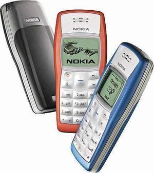 Carcasa Nokia 1100 Con Teclado Garantia | Envio Gratis